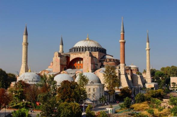 Hagia Sophia - Salik