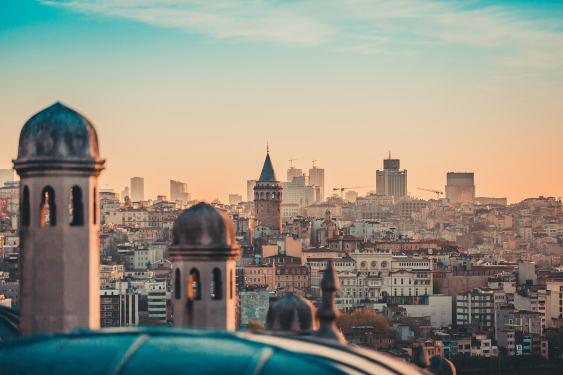 Istanbul View - Aytek