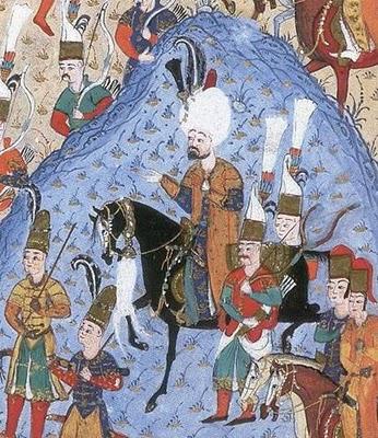 Suleiman 1522 Rhodes
