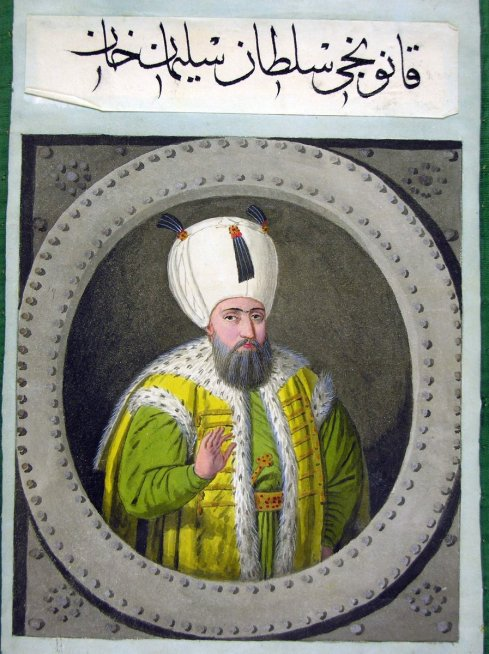 Suleiman Magnificent