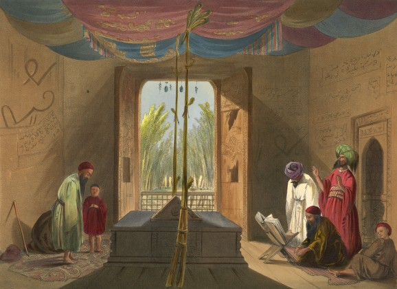 Sultan Mahmud of Ghazni Tomb.jpg